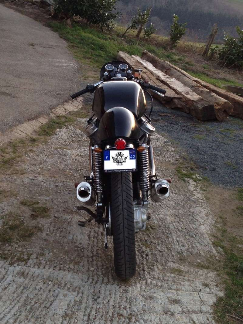 honda cx 400 #cafe #racer  - Page 3 Img_4212