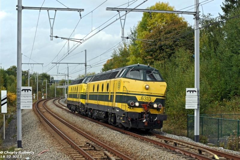 Rapatriement de l'ICE 4611 vers l'Allemagne Cha_6517