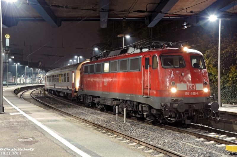 Train spécial de Warsowie à Aachen Hbf Cha_7810