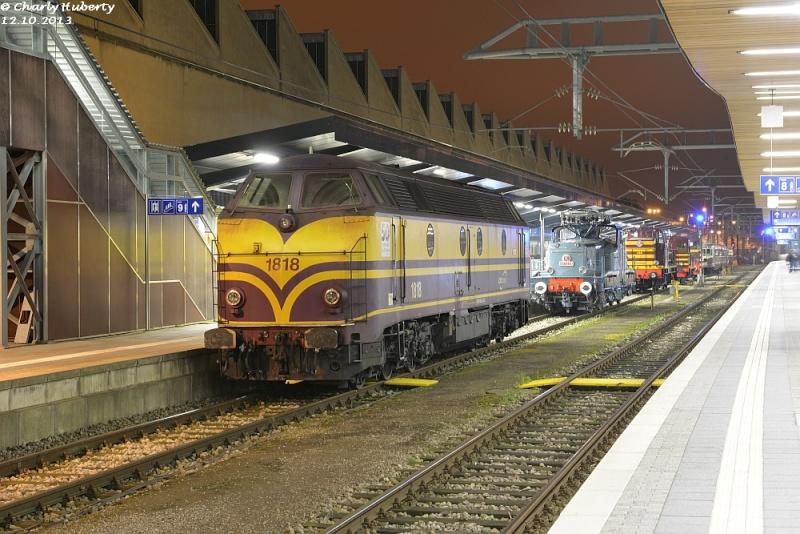 """Expo """"40 Joër G.A.R."""" en Gare de Luxembourg 12-13.10.2013  Rhc_8110"""
