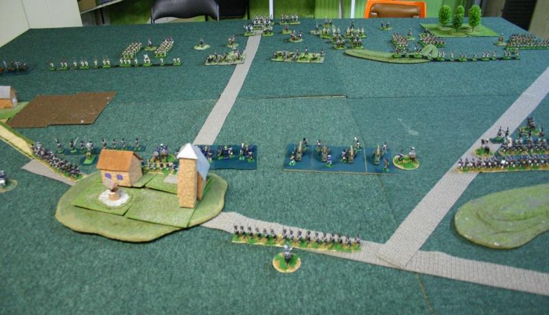 Français contre Prussiens à nouveau Prusse10