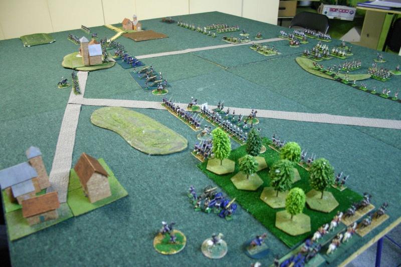 Français contre Prussiens à nouveau Prusse11