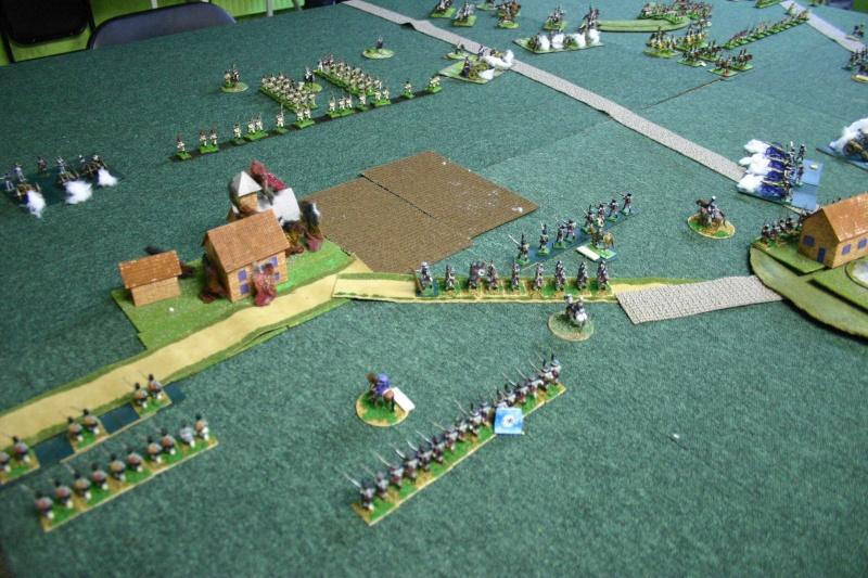 Français contre Prussiens à nouveau Prusse13