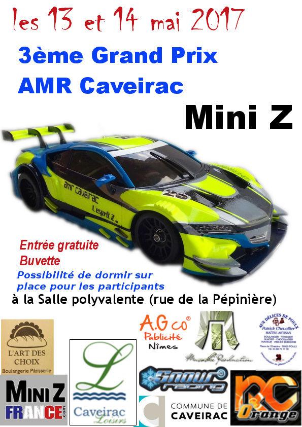 13 et 14 Mai 2017 - AMR Caveirac (30) - 3ème Grand Prix 2017 Affich10