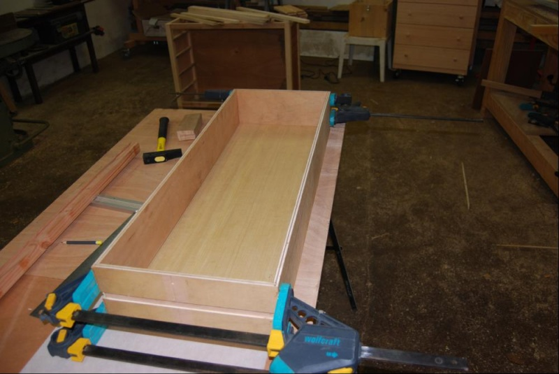 [PAS A PAS] un meuble a chaussure pour MADAME  - Page 10 Image057