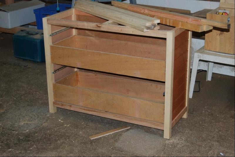 [PAS A PAS] un meuble a chaussure pour MADAME  - Page 10 Image059