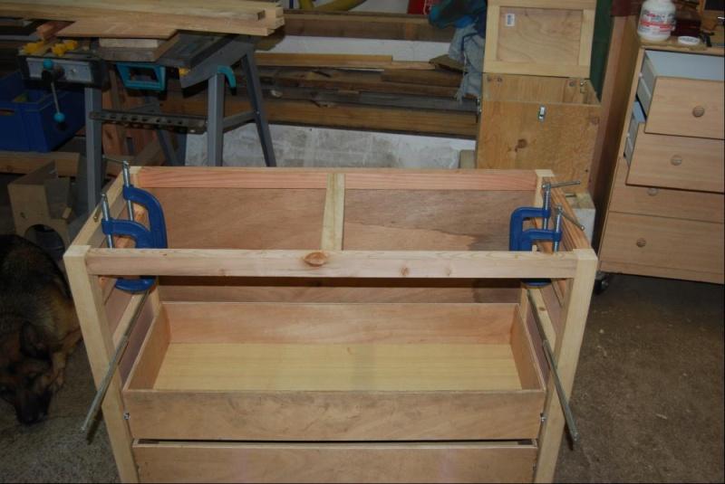 [PAS A PAS] un meuble a chaussure pour MADAME  - Page 10 Image079