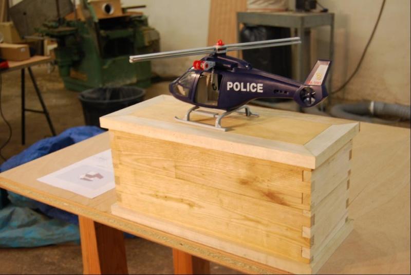 Boîte pour hélicoptére  Image236