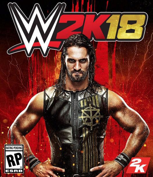 WWE 2K18 - COVER OFFICIEL 2k18ro11