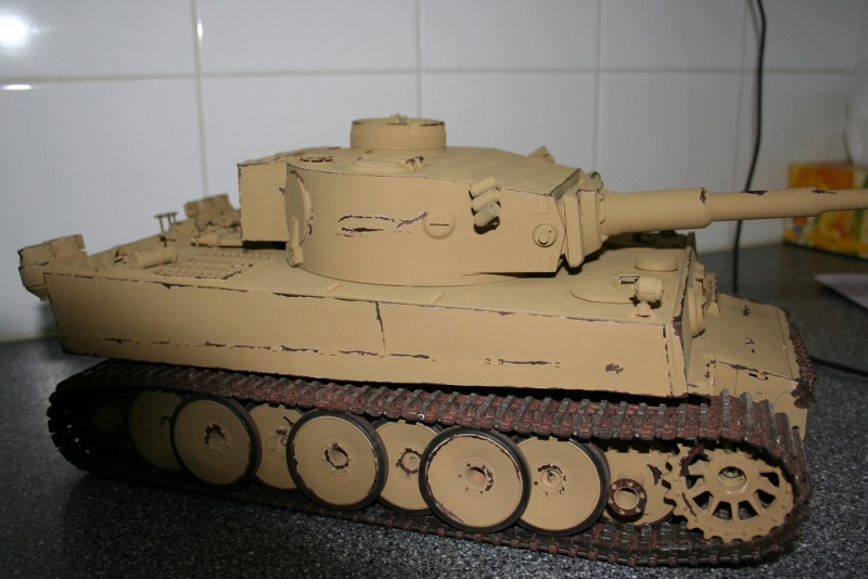 Afrika Korps Tiger 1 Img_6318