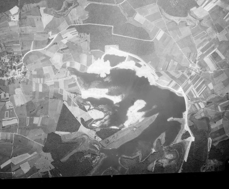 Photographie aérienne ancienne Madine11