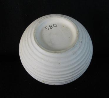 I can't find a number for this wall vase -  It looks like this is the 581 Small Cone 58010