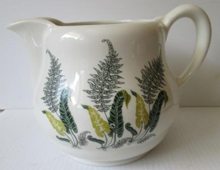 Fern & Flower Jug patterns A_fern10