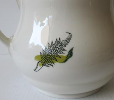 Fern & Flower Jug patterns A_fern11