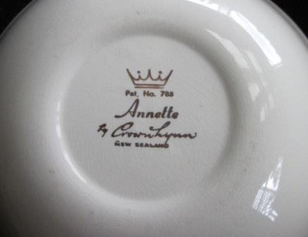 Annette Pat. No. 785 Annett11