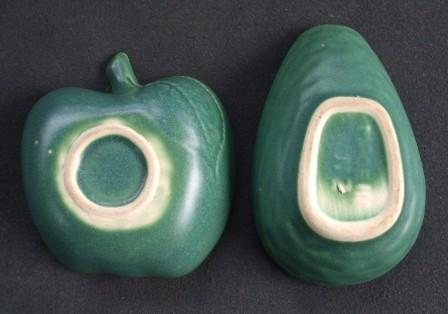 Stewart Pottery 'Kiwifruit Country' Avo__a11
