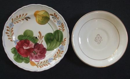 Which pieces of Crown Lynn were copied from overseas potteries? Bellef10