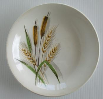No name Bullrushes & Wildrose Pin dishes Bull_r10