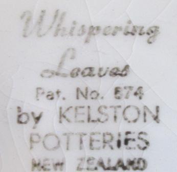 Whispering Leaves Pat No. 574 Closeu10