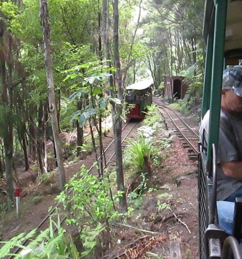 Paul Lorimer & John Madden @ Driving Creek Railway 2017 Img_5449