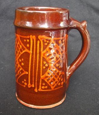 Claybrook Pottery - Waipu Rainbo10