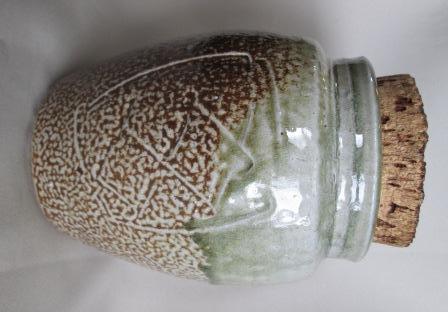 Salt - Salt Glaze Jar Salt_j10