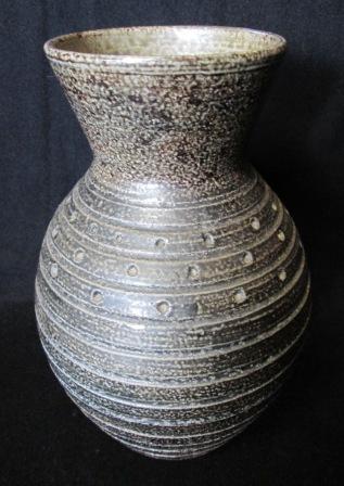 Michael Block Salt Glazed Vase Salt_v10