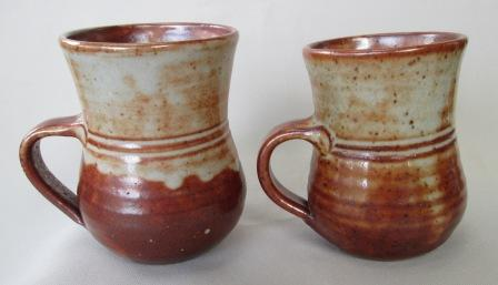 Shino mugs including Dave Woodward Shino_18