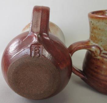 Shino mugs including Dave Woodward Shino_19