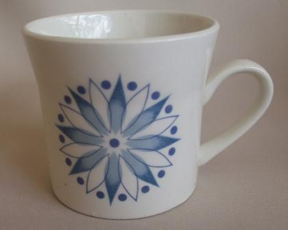 Snowflake Flower Cup Snowfl10