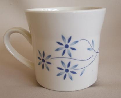 Snowflake Flower Cup Snowfl11