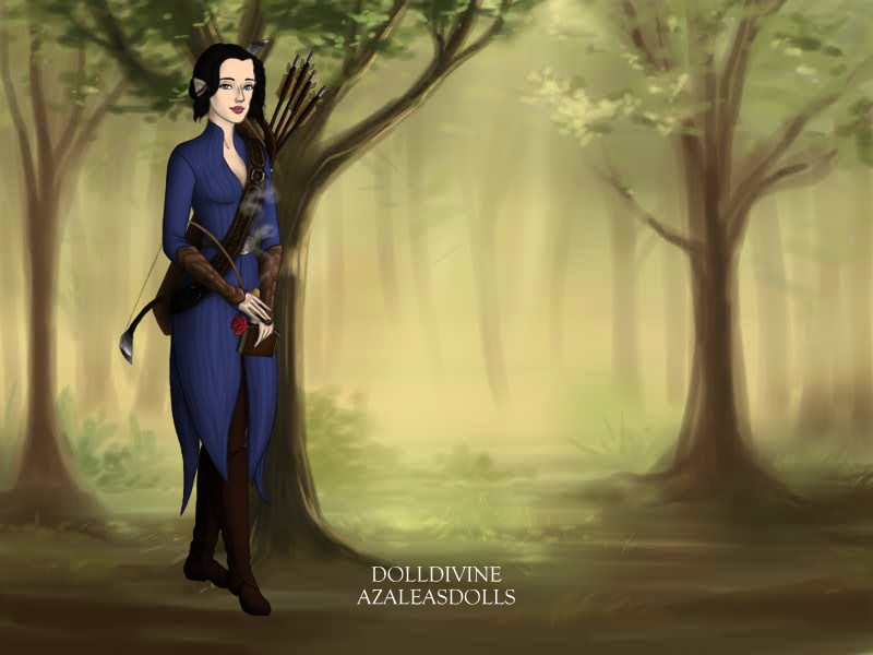un avatar made middle-earth ! Arenna10
