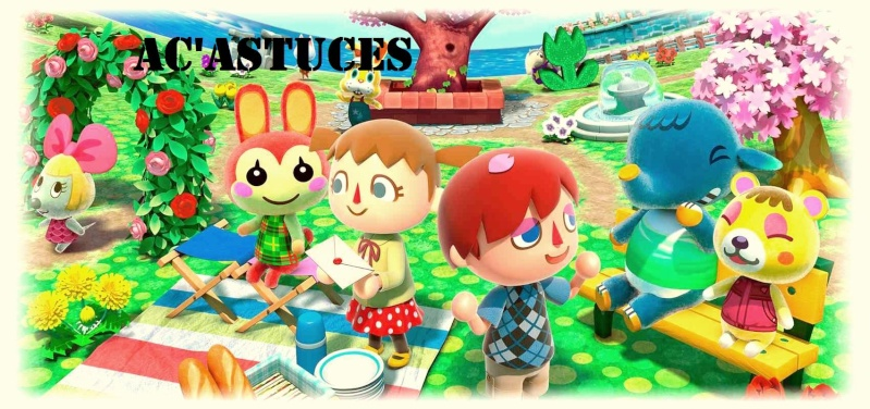 animal crossing astuces