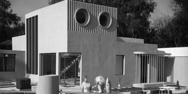 El arquitecto y la domótica
