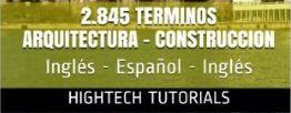Diccionario Español – Inglés de términos de arquitectura y construcción Captur11