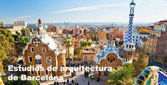 Lista estudios de arquitectura de barcelona - Arquitectura barcelona ...