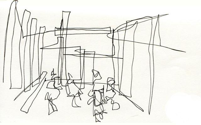 ¿Eres capaz de identificar a un Arquitecto Famoso por un dibujo suyo? Sin_le10