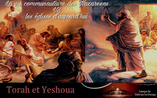 La vie communautaire des Nazareens VS les églises actuelles Picsar20