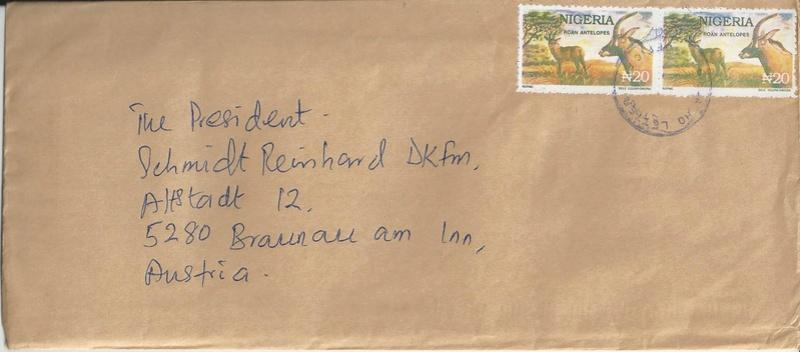 Briefe aus Übersee Bild20