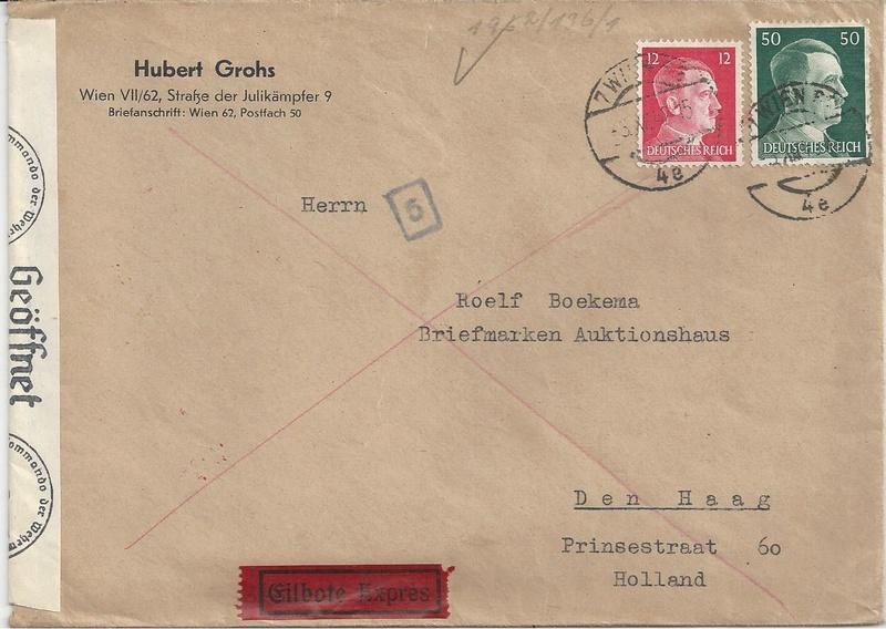 Österreich im III. Reich (Ostmark) Belege - Seite 9 Bild46