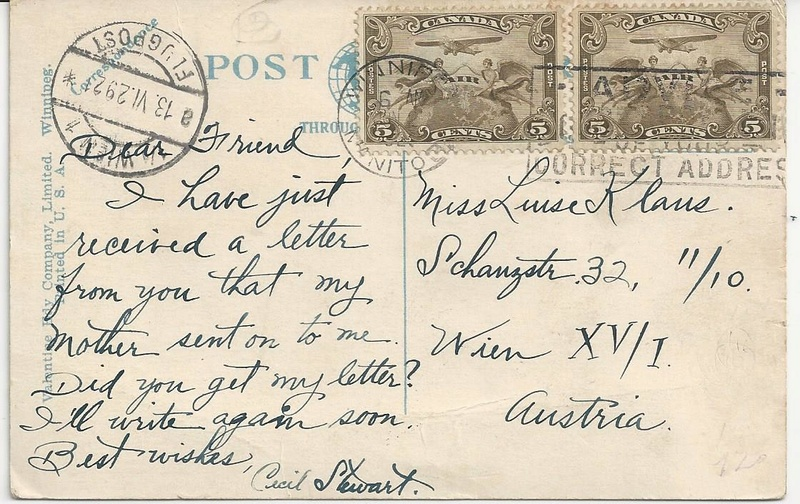 Flugpost nach Österreich - Seite 2 Bild64