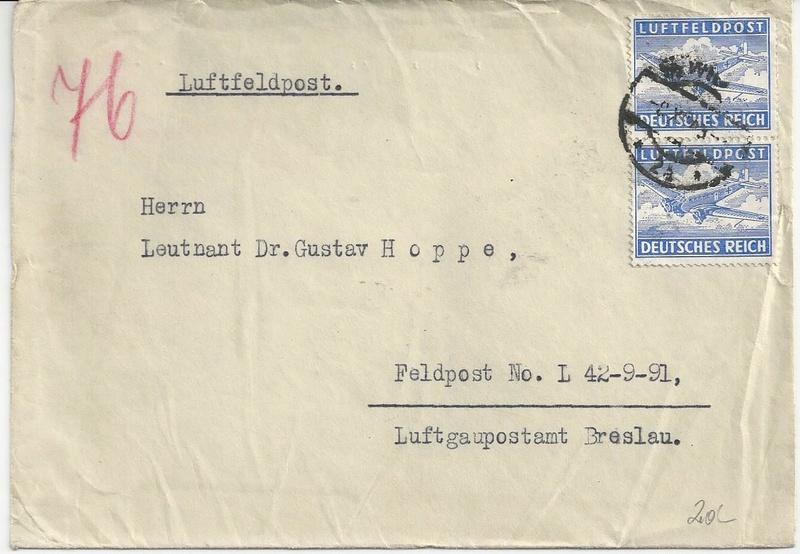 Österreich im III. Reich (Ostmark) Belege - Seite 10 Bild71