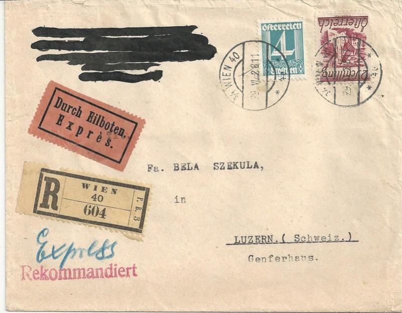 Österreich 1925 - 1938 - Seite 6 Bild78