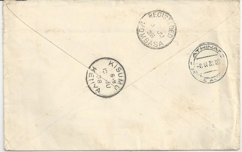 Österreich im III. Reich (Ostmark) Belege - Seite 9 Bild_120