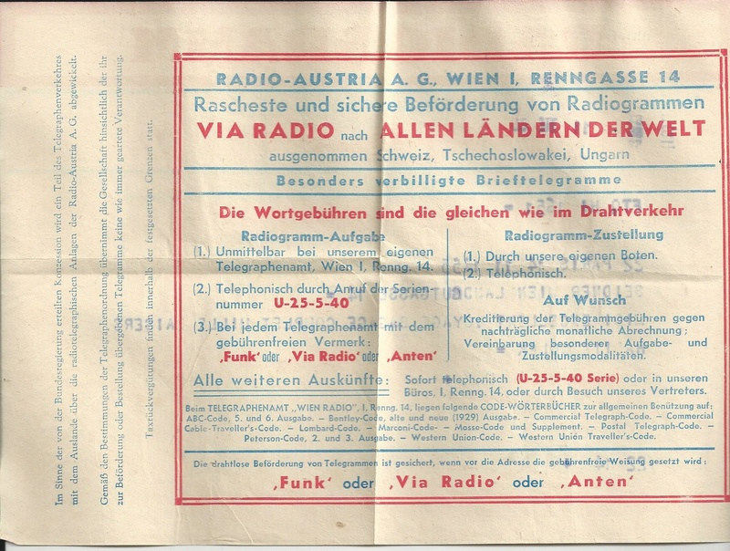 Österreich im III. Reich (Ostmark) Belege - Seite 9 Bild_214