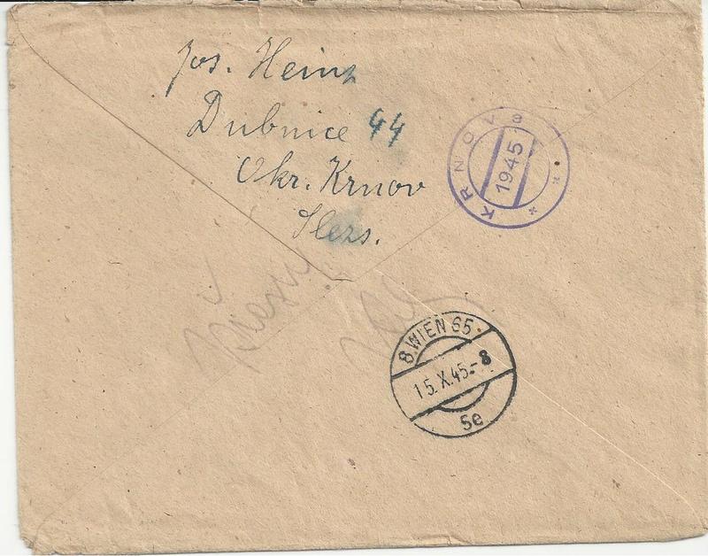 Wappenzeichnung  -  ANK 714-736 - Belege - Seite 4 Bild_255