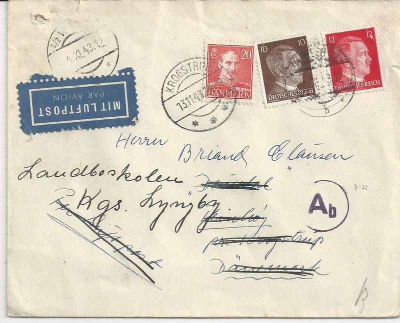 Österreich im III. Reich (Ostmark) Belege - Seite 9 Bild_325
