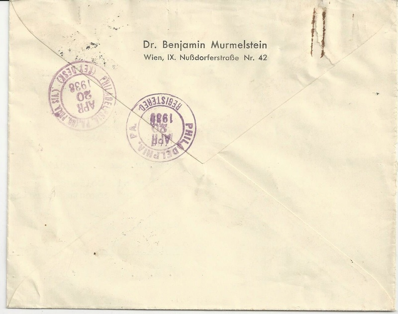 Österreich im III. Reich (Ostmark) Belege - Seite 9 Bild_326