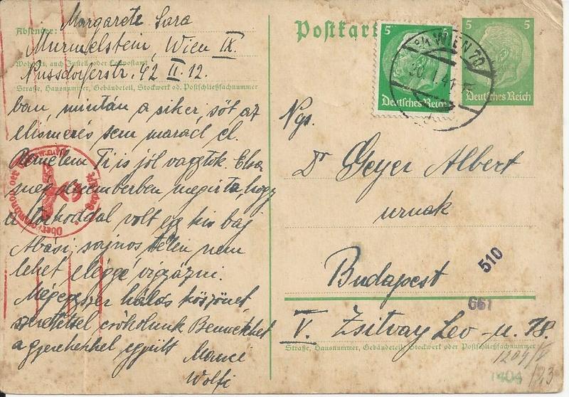 Österreich im III. Reich (Ostmark) Belege - Seite 9 Bild_427