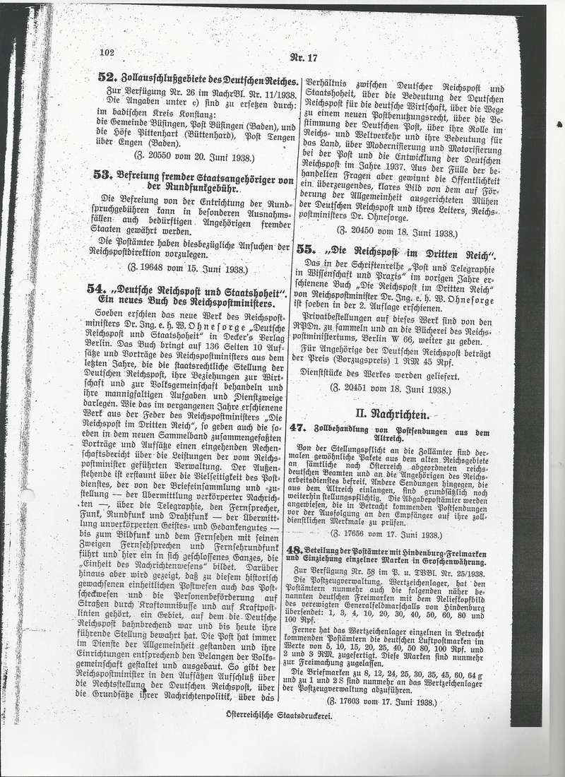 Österreich im III. Reich (Ostmark) Belege - Seite 9 Bild_510